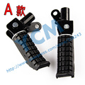 Scooter Big Chinese King Motorcycle Electric Bicycle Rear Pedal Electric Motor Rear Pedal a pair, Foot Rests, Scooter Part JD-A