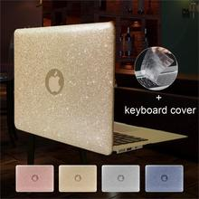 new concept ec3a1 aab6c Buy glitter case macbook air and get free shipping on AliExpress.com
