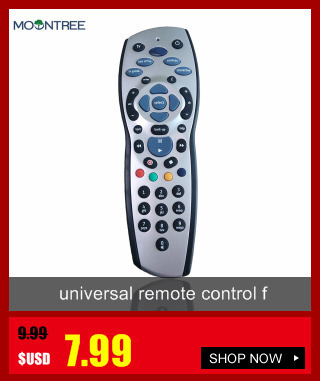 Detail Feedback Questions about Universal TV Remote Control