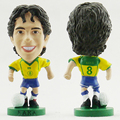 corinthian prostars World Cup Soccer Brazil Kaka Doll model The best football dolls Brazil home Kaka Ronaldo
