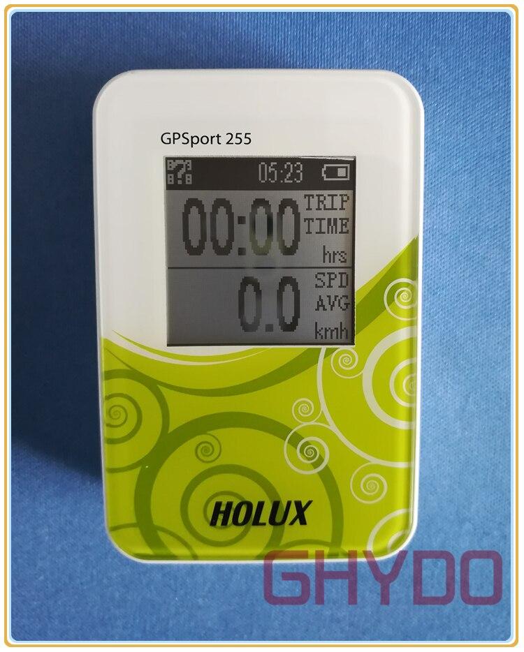 Holux GR255 sports de Plein Air enregistreur de données gps étanche GPS Finder calcul des calories montrent un temps record vitesse longitude latitude