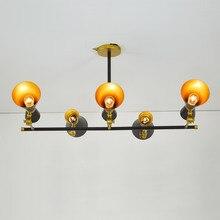 Modern Designer Led Chandeliers Living Room Bedroom Decor Lamp White Black Iron Lights Fixtures Home Lighting E27 G4 220V