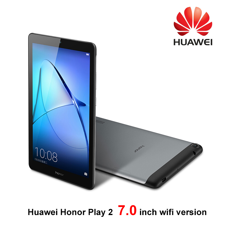 Huawei MediaPad T3 7 Huawei honor Play tablette 2 7 pouces Wifi MTK 8127 2G RAM 16G Rom android 6 2MP 3100 mah IPS tabelt