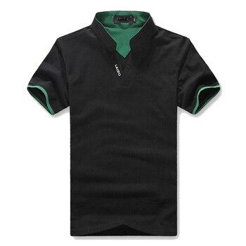 2015 Baru Mens swag kasual t kemeja pria Lengan Pendek katun pria t-shirt 11 warna 5 ukuran homme tshirt Gratis pengiriman