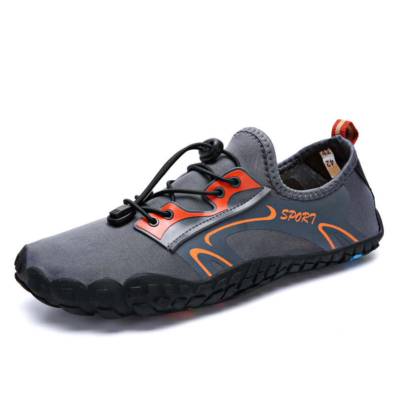Drop-shipping New Outdoor Lovers Beach Summer Outdoor Shoes Woman Men Shoes Upstream Walking Water Quick Drying Sneaker Shoes