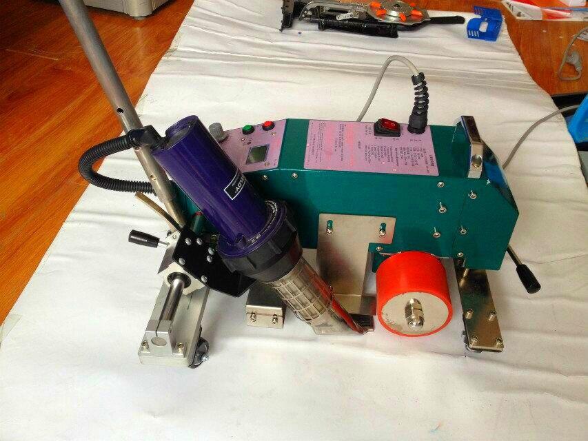 Machine à souder à grande vitesse et de bonne qualité pour la publicité bannière PVC toile