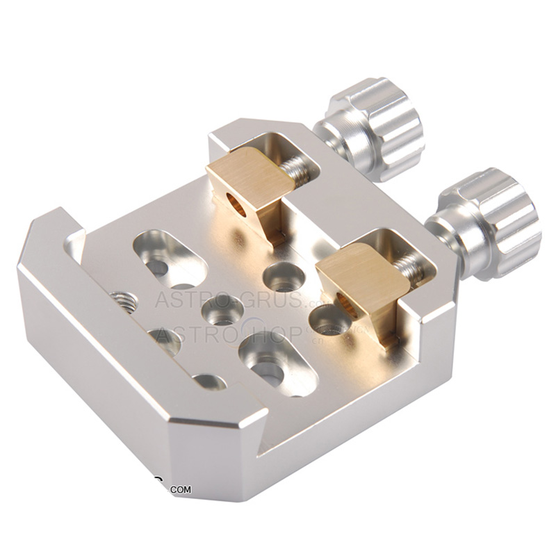 HERCULES Dovetail Base S7947 Vixen Clamp With 2 Brass Screws