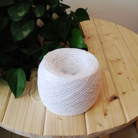 Wholesale Lot Of 1 Balls Yarn Knitting 200g Lace Cotton And Linen Yarn For Weaving