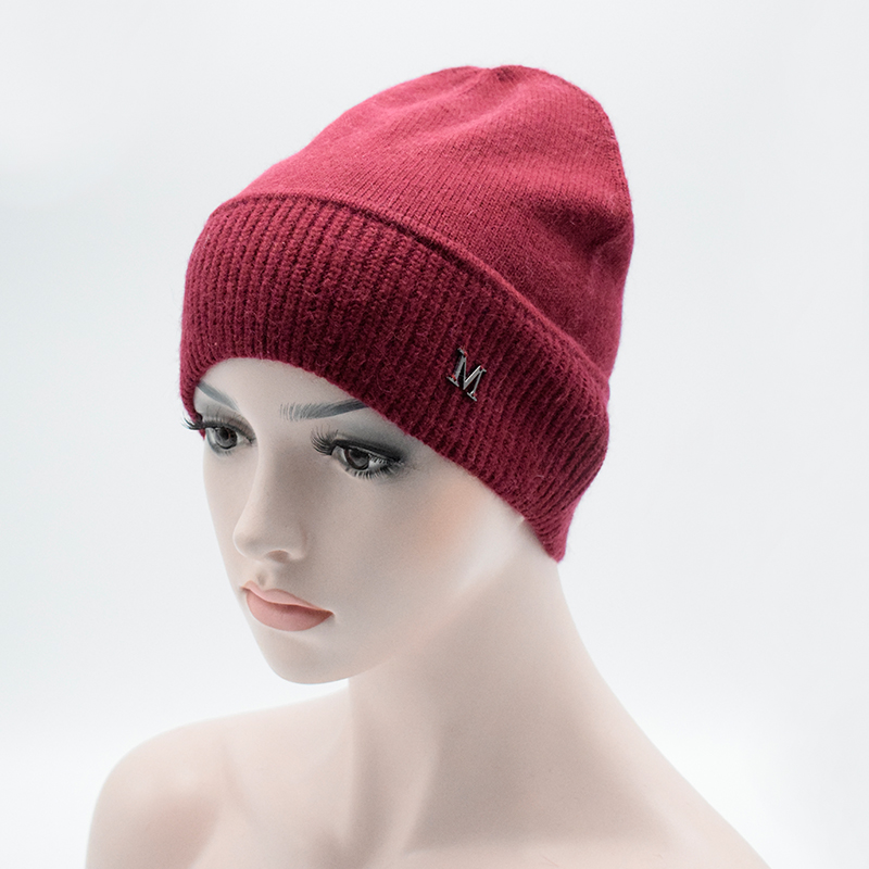 2017 Winter Solid color Unisex Wool hat women Skullies Beanies caps High quality casual knit hat