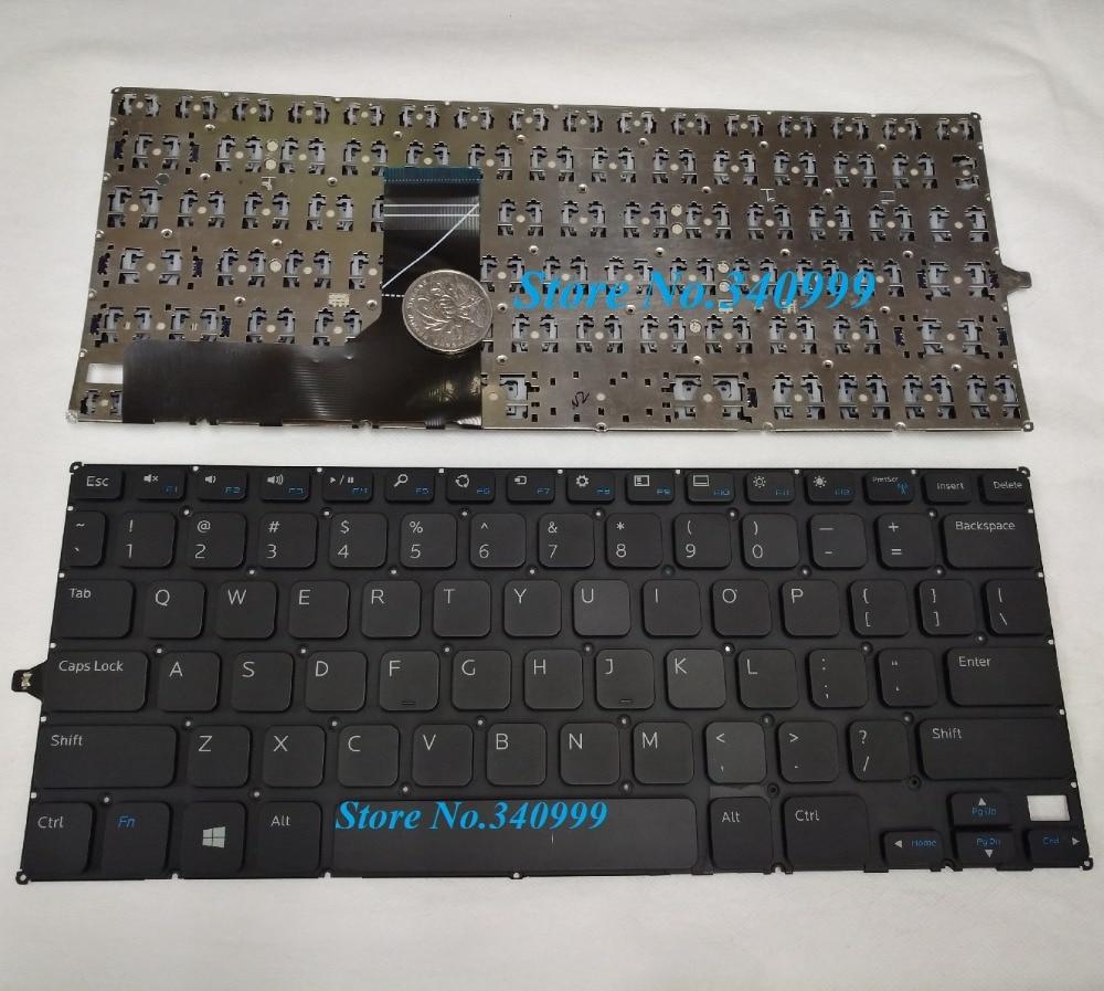 Genuine Dell F4R5H Inspiron 11 3147 3148 Original V144725AS1 Laptop Keyboard