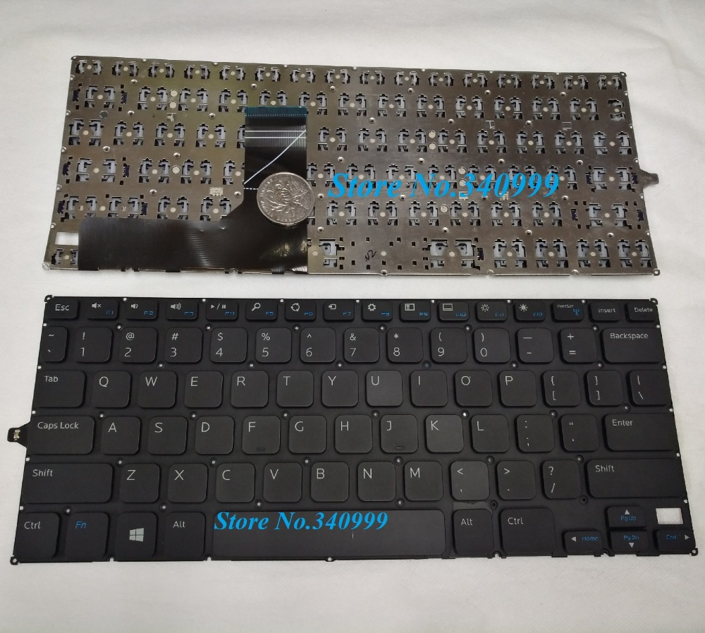 New keyboard For <font><b>Dell</b></font> Inspiron 11 3147 11 3148 <font><b>P20T</b></font> Keyboard US V144725AS1 0F4R5H 0R68N6 image