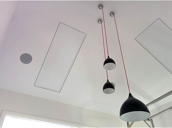 Инфракрасная нагревательная панель из карбонового кристалла, 720 Вт, нагревательная панель для дома, офиса, йоги, студии, нагревательный раст...