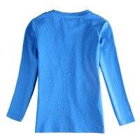 Детская одежда Olaf Одежда для мальчиков голубая футболка все для детская одежда Аксессуары; детская одежда для мальчиков