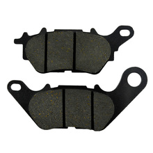 1 Pair Motorcycle Parts Rear Brake Pads For YAMAHA MTN 320 A MT-03 YZF