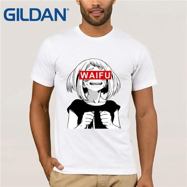 ef74e5274f GILDAN Japanese Anime Ahegao Funny T Shirt for Men and men,Unisex  Comfortable Breathable Graphic Premium T-Shirt