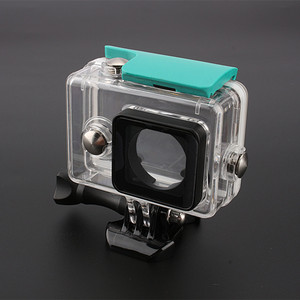 Image 4 - Phụ Kiện Cho Xiaomi Yi 1 Dưới Nước 40M Lặn Chống Thấm Nước Ốp Lưng Bảo Vệ Cho Xiaomi Yi 1 Camera Hành Động