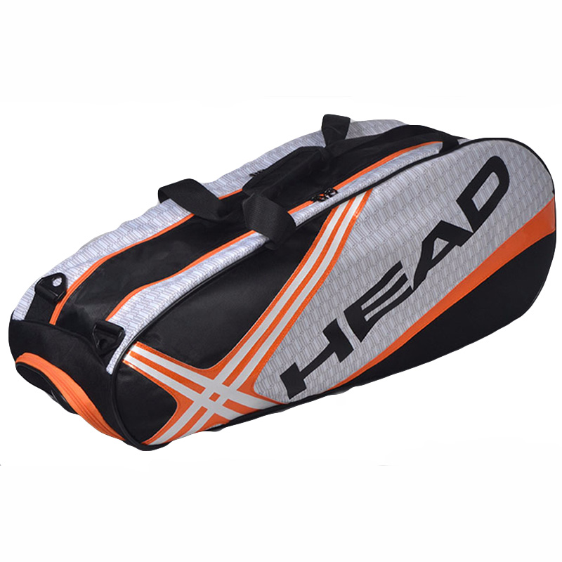 High Quality Men Racket Bag Squash Racquet Sports Backpack Can Hold 3 6 Rackets Outdoor Sports