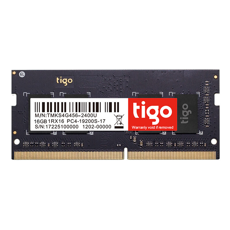 Tigo 2400MHz RAM Memory DDR4 4GB 8GB 16GB Memoria RAM DDR 4 SoDIMM Intel Memory For Laptop notebook
