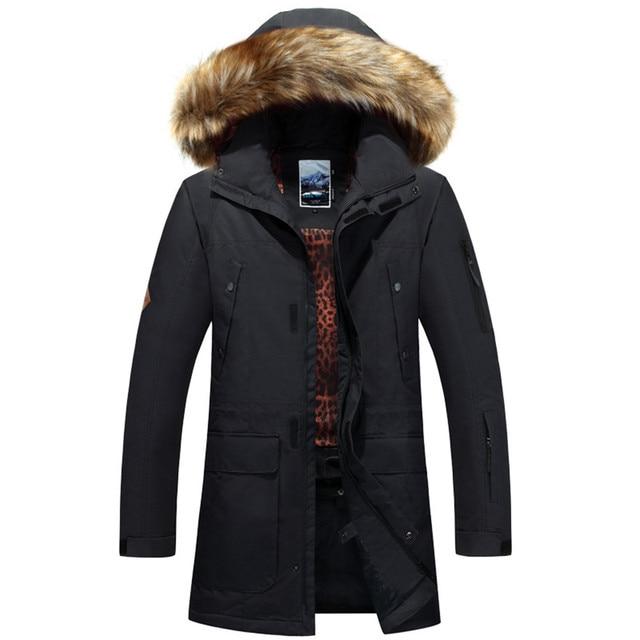 Manteau hiver sport taille plus