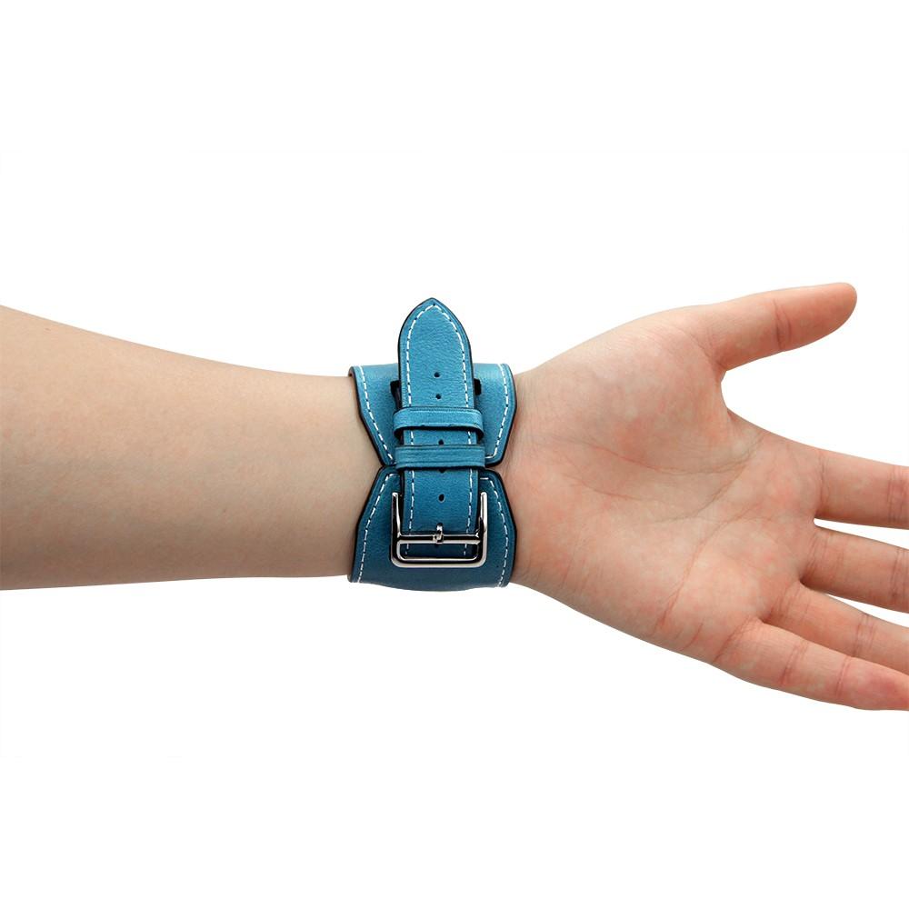 Apple Watch Cuff bracelet Blue 3