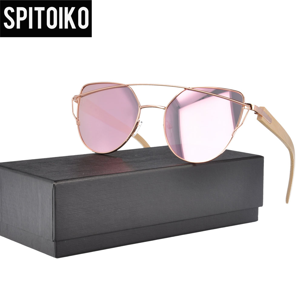 598e7bcde2 SPITOIKO Fashion Sunglasses Women Popular Brand Design Mirror Sunglasses  Summer UV400 Lens Sun Glasses WPB2041
