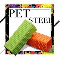 Viscose Wool Implement Pet Dog Brush Cats Glue The Hair Pet Wool Implement Brush Brush Hair