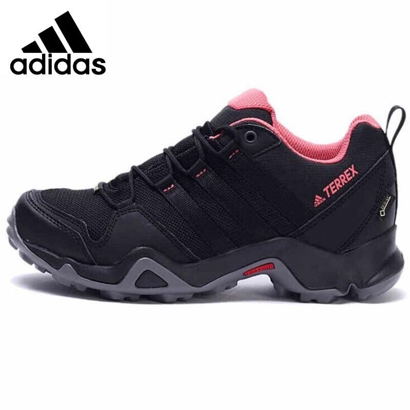 Nouveauté originale chaussures de randonnée femme Adidas TERREX AX2R GTX baskets sport extérieur