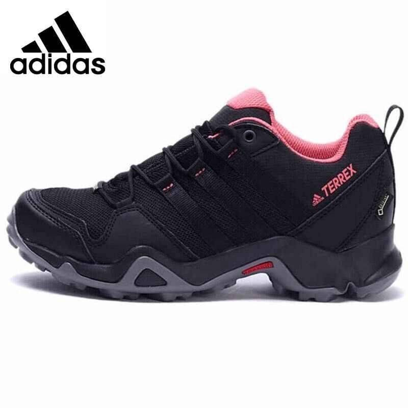Original New Arrival Adidas TERREX AX2R GTX Women's Hiking Shoes Outdoor Sports Sneakers