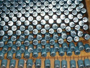 [SA]PH original Silver Bullet 036 series 220UF 25V fever Need genuine original box wholesale stock--20pcs/lot