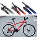 2шт горный MTB велосипед брызговик передний задний велосипед инструмент для велоспорта крылья брызговик аксессуары