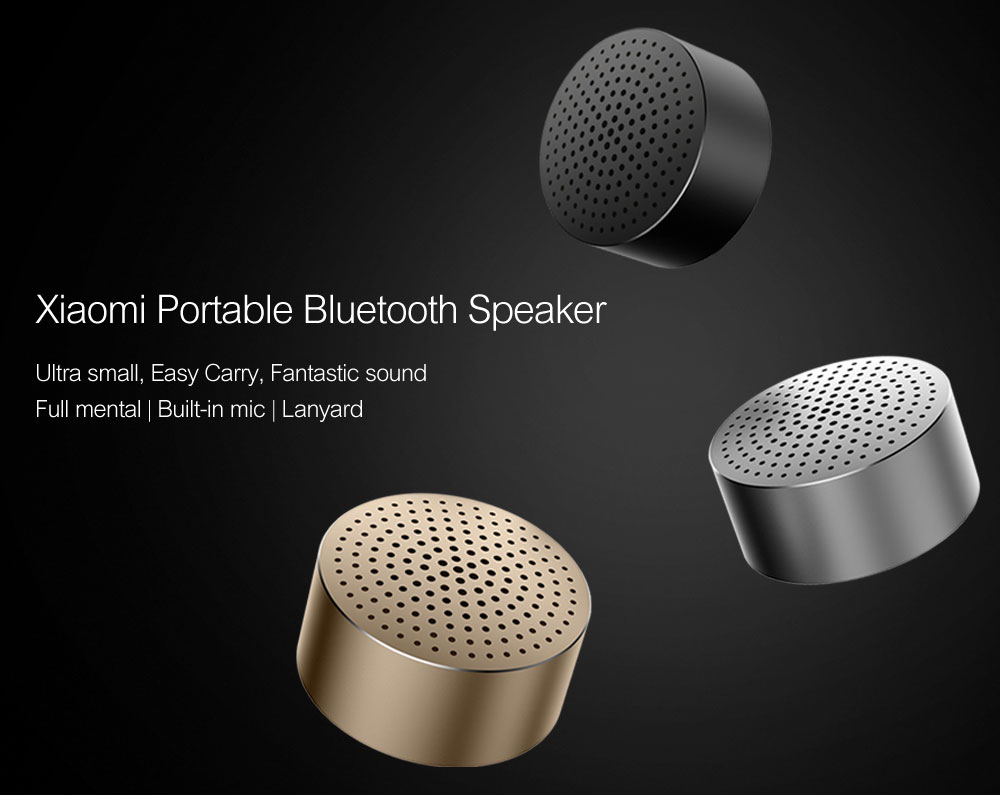 Xiaomi mi Bluetooth speaker portable wireless speakers mini MP3 player music speaker original