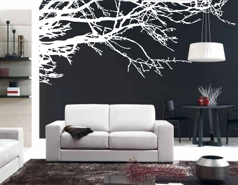 Animal Print Wallpaper For Bedrooms Mega Stunning Tree Branch Removable Wall Art Stickers