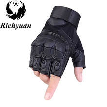 цена на Touch Screen Tactical Gloves Military Armed Army Paintball Shooting Airsoft Combat Anti-Skid Rubber Knuckle Full Finger Gloves