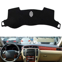 Dongzhen Fit For Toyota Crown 2005 2009 Car Dashboard Cover Avoid Light Pad Instrument Platform Dash