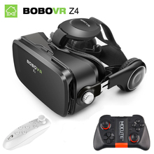Bobovr Z4 mini 2.0 3d vr glasses virtual reality glasses vr helmet cardboard Original bobo vr headset For smartphone