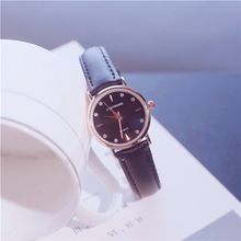 OL Style Exquisite Women Quartz Watches Simple Ladies Dress Casual Wristwatch Female Business Leisure Watch Hours Black Brown exquisite ultra thin women casual watches simple stylish ladies leisure wristwatch slim band female elegant watch hours gift