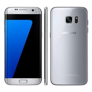 Image 2 - Samsung teléfono inteligente Galaxy S7 G930F/G930A/G930V, teléfono móvil libre con pantalla de 5,1 pulgadas, 32GB ROM, Quad Core, WIFI, GPS, cámara de 12MP, 4G LTE, reconocimiento de huella dactilar