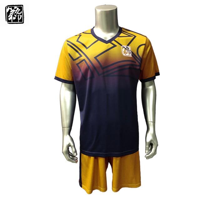 26053e002 sublimated customize blank soccer jersey blazer football team uniform OEM  logos