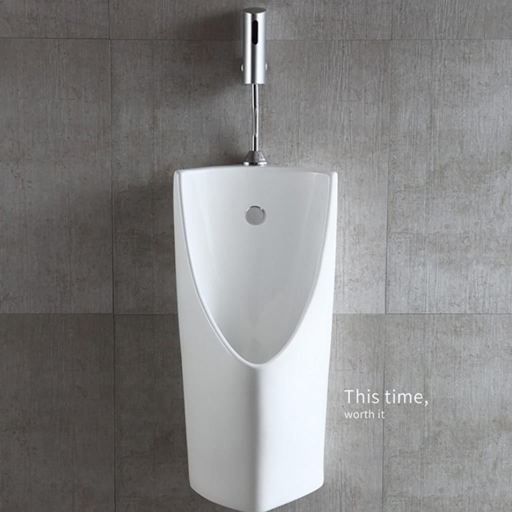 Automatique Infrarouge Urinoir Tabouret Valve De Chasse De Toilette Auto Flush pièces de rechange, Alimenté Par Batterie