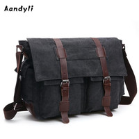 2016 Fashion Ipad Bag Canvas Men S Crossbody Bag Men S Shoulder Bag Men Messenger Bag