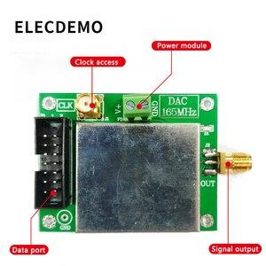 Image 2 - DAC902E מודול גבוהה מהירות דה דיגיטלי להמרה אנלוגית מודול DAC902E גבוהה SFDR 12 קצת 165MSPS נמוך כוח מתכוונן טווח