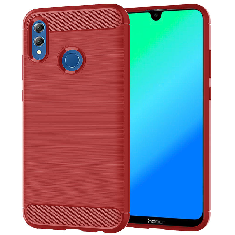 Image 4 - For Huawei P Smart 2019 Case Silicone Soft TPU Phone Case Cover For Huawei P Smart 2019 POT LX3 POT LX1 PSmart Back Cover 6.21-in Fitted Cases from Cellphones & Telecommunications