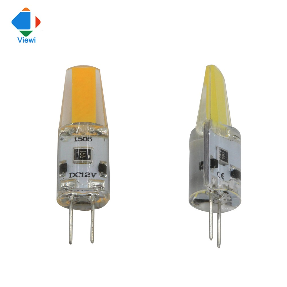 viewi 5x ampoule g4 12v led bulbs high quality 2w 200 lumens bulb lights for home