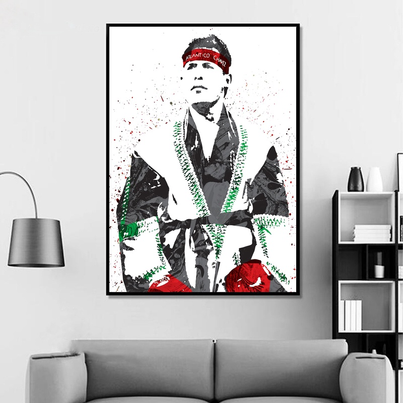 Julio Cesar Chavez Boxing Poster FREE US SHIPPING