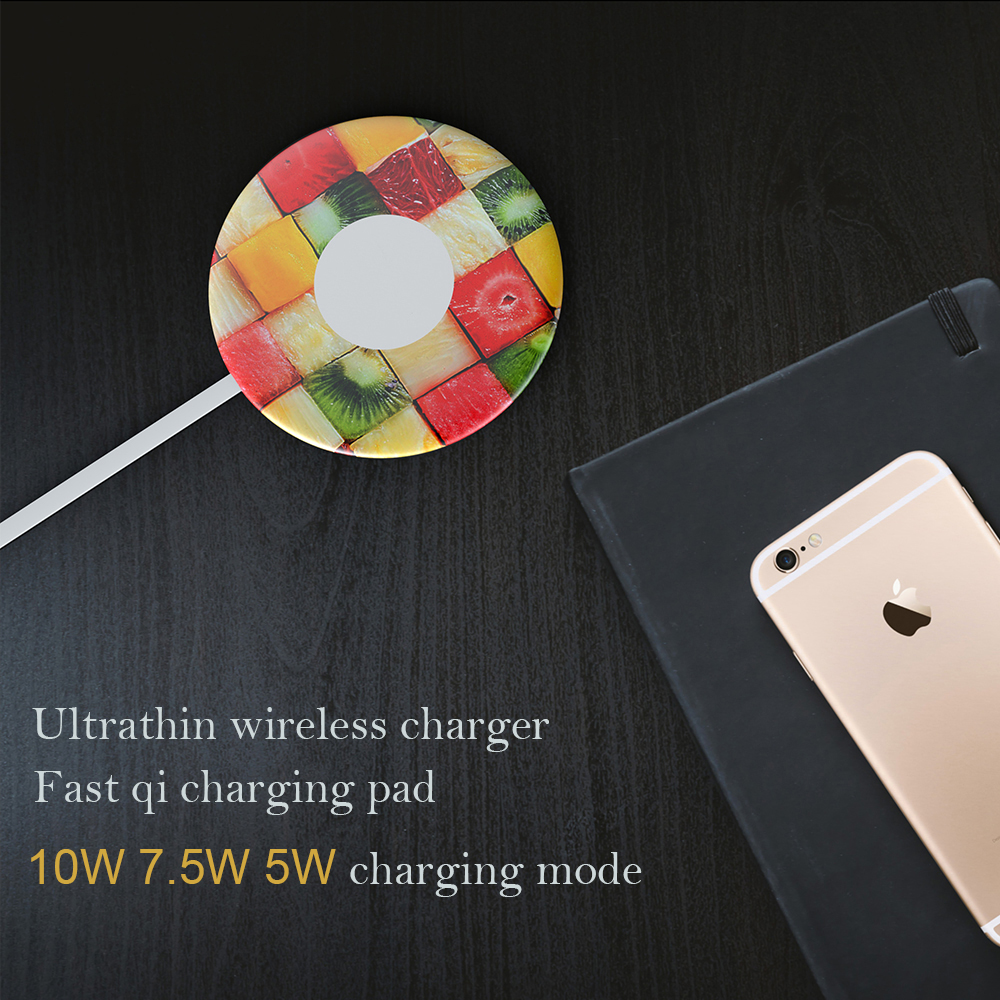 charging pad qi fast charger wireless charger 10w
