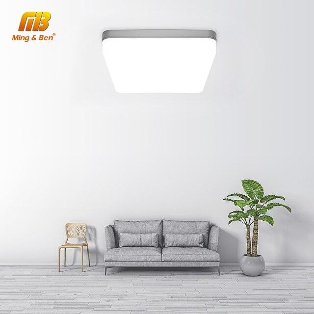 LED Panel Lamp LED Ceiling Light 48W 36W 24W 18W 13W 9W 6W Down Light Surface Mounted AC 85-265V Modern Lamp For Home Lighting 5