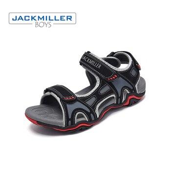 Zapatos de chico Jackmiller 2019 melissa chico s sandalias con punta abierta...