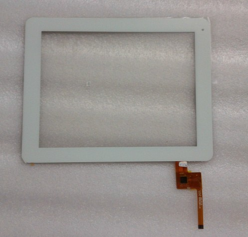 ФОТО New White Original touch screen digitizer glass touch panel replacement for 9.7