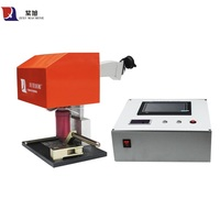 Thorx7 Letter Logo Wholesale Portable Handheld Printer Electric Marking Machine For Stainless Steel Nameplate