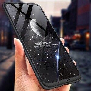 GKK Hybrid Hard PC Case for Huawei Honor Play 8 9 Note 10 Lite Pro V9 V10 V20 7A 7C 6X 7X 8X Max 8A 8C P Smart 2019 9I 9N